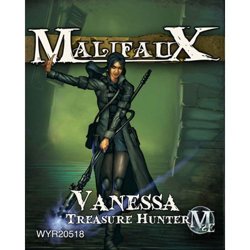 Malifaux: Vanessa Treasure Hunter