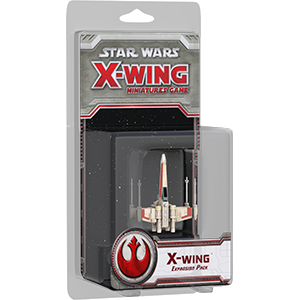 Star Wars X-Wing Miniatures: X-Wing Expansion