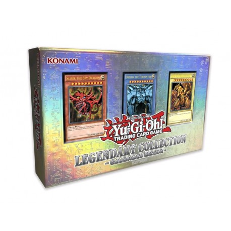 Yu-Gi-Oh! - Legendary Collection Game Board Edition