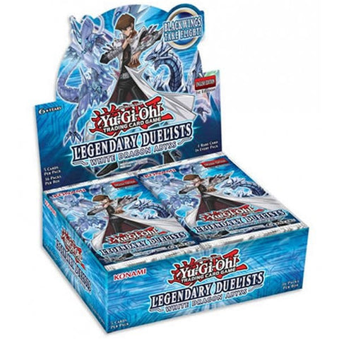 Yu-Gi-Oh! - Legendary Duelists White Dragon Abyss Booster Box