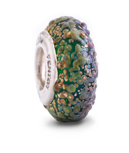 The Grinch Spacer Bead