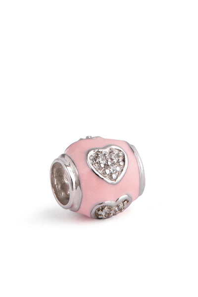 """Let Love Sparkle"" Spacer Charm"