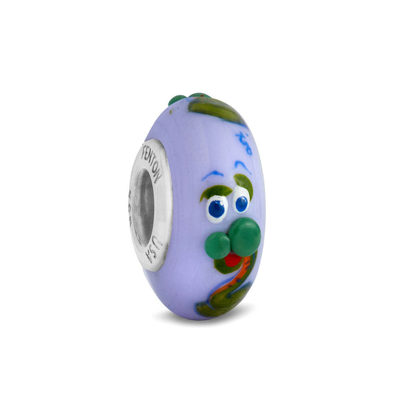 """Billy Bob Boa"" Whimsy Glass Bead"