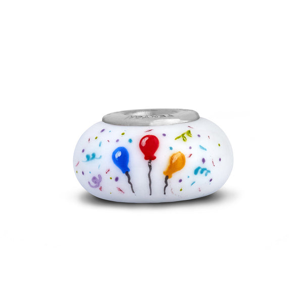 """Birthday Balloons"" Celebration Bead"