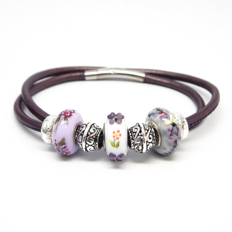 """Beautiful Blooms"" Mother's Day Bracelet Bundle"