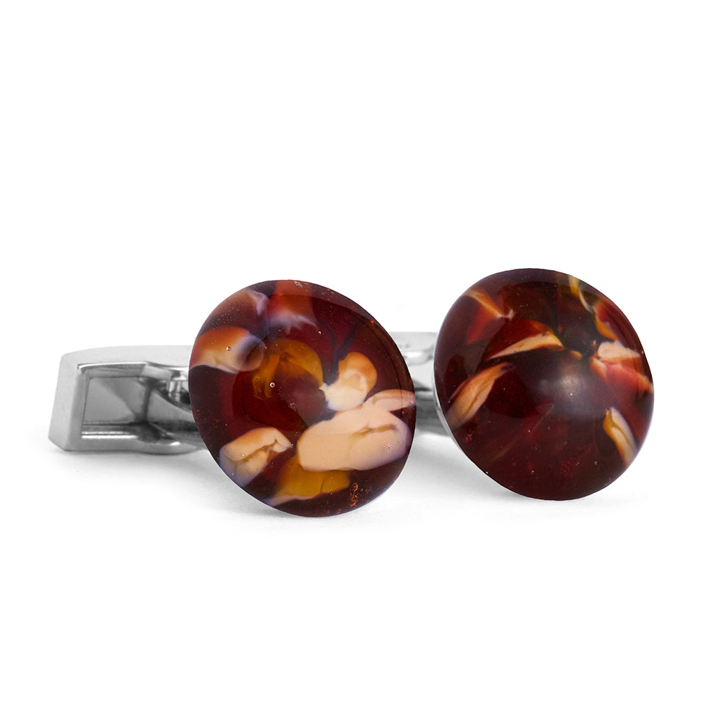 """Vermillion Cliffs"" Cufflinks"