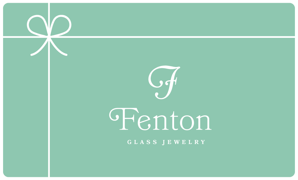 E-Gift Card - Fenton Glass Jewelry