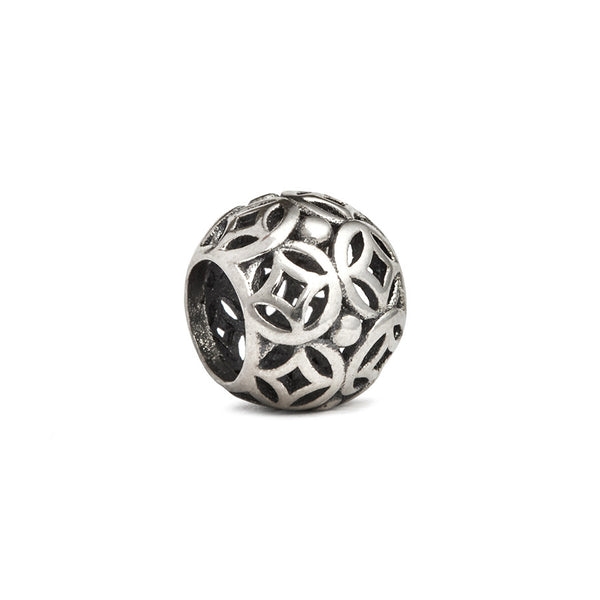 Filigree Spacer Charm - Fenton Glass Jewelry