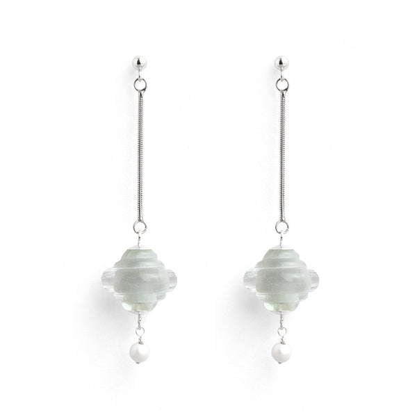 """Foret"" Baroque Earrings"