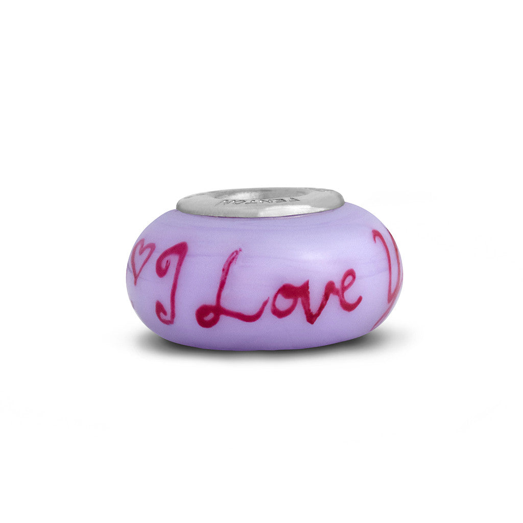 """I Love You"" Celebration Bead"