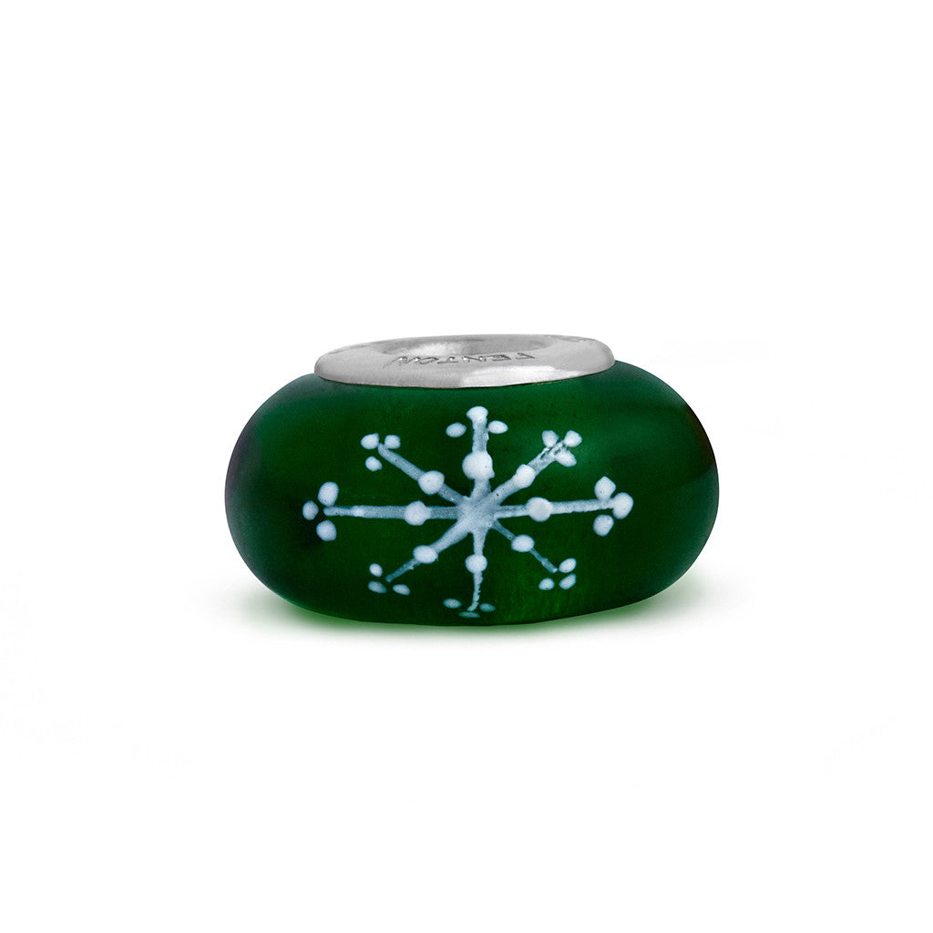 """Let It Snow"" Celebration Bead"