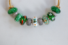 """Erin Go Bragh"" Glass Crafted Bead"