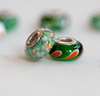 """Blarney"" Glass Crafted Bead"