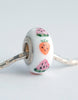 """Tutti Frutti"" Hand Decorated  Bead"