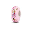 """Princess"" Heartstrings Glass Bead - Fenton Glass Jewelry - 2"