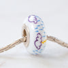 """Weather the Storm"" Hand Painted Bead"