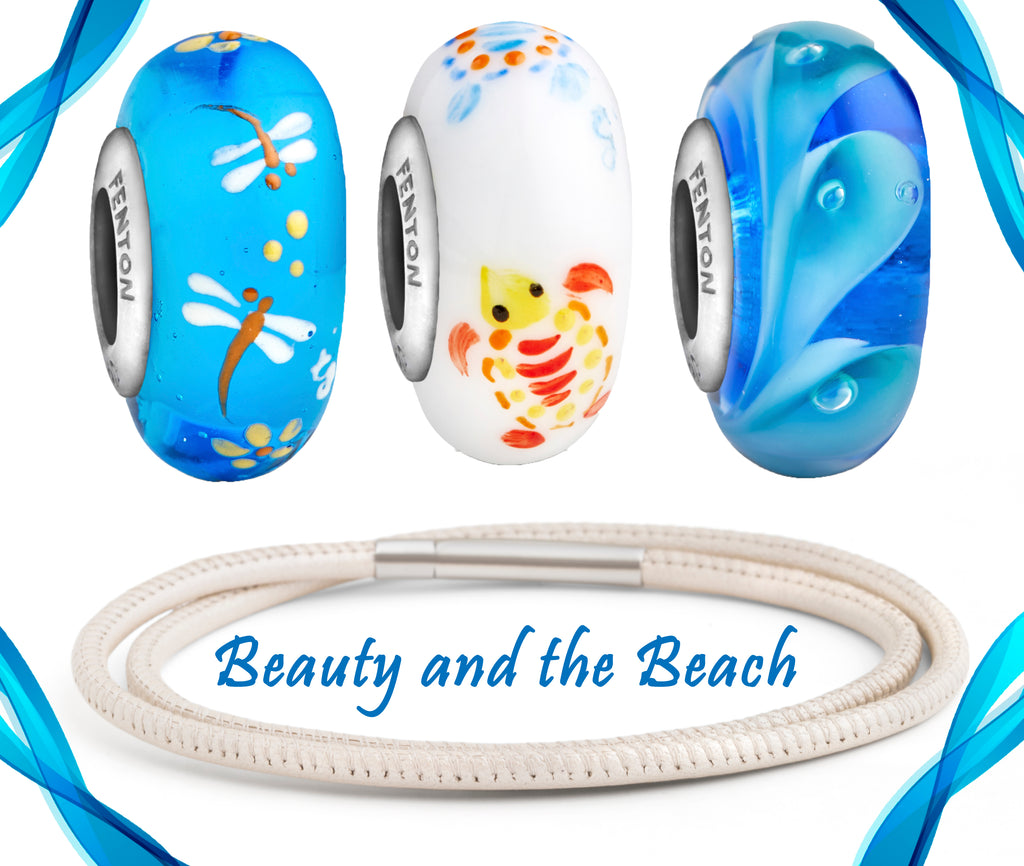 """Beauty and the Beach"" Coastline Bead Bundle"
