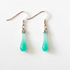 """Mermaid"" Teardrop Earrings"