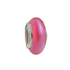 """Fuchsia Pop"" Spacer Bead"
