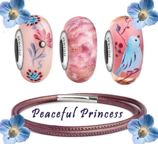 """Peaceful Princess"" Mother's Day Bead Bundle"