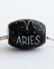 """Aries Cornerstone"" Hand Decorated  Bead"
