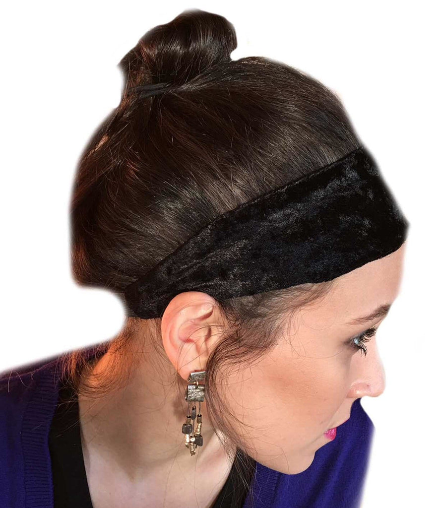 Uptown Girl Headwear Scarf Grip Band. Wig Grip Band. - Uptown Girl Headwear