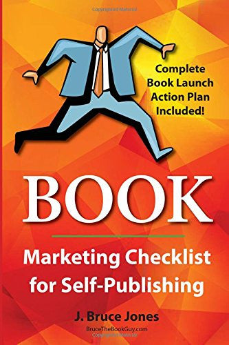 Book Marketing Checklist for Self-publishers