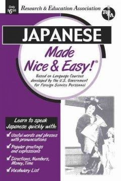 Japanese Made Nice & Easy!