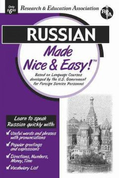 Russian Made Nice & Easy!