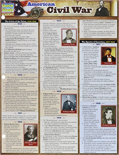American Civil War - cards