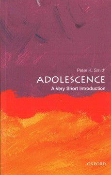 Adolescence: A Very Short Introduction
