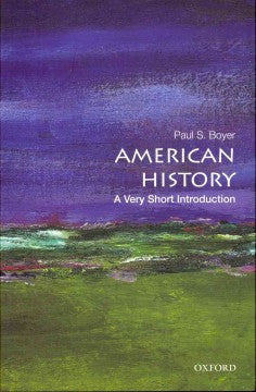 American History: A Very Short Introduction