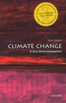 Climate Change: A Very Short Introduction