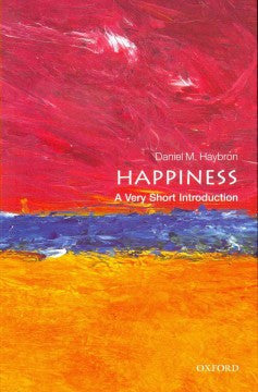 Happiness: A Very Short Introduction