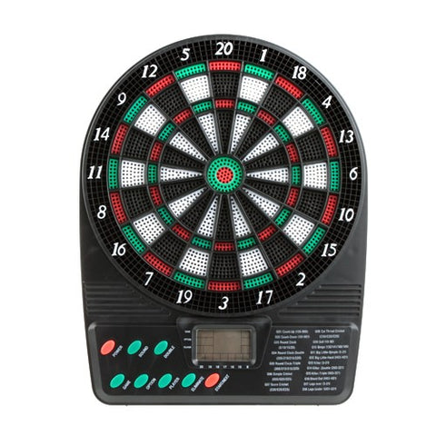 Desktop/Wall Hanging Strip Game Electronic Dartboard with 3 Darts Home Bar