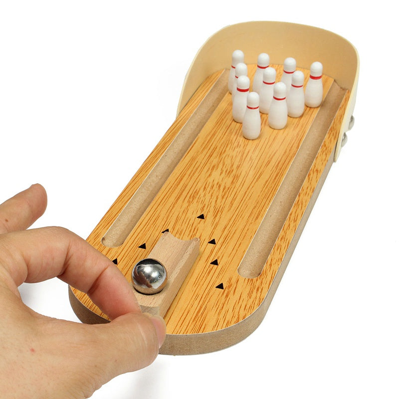 Desktop Bowling Game Set