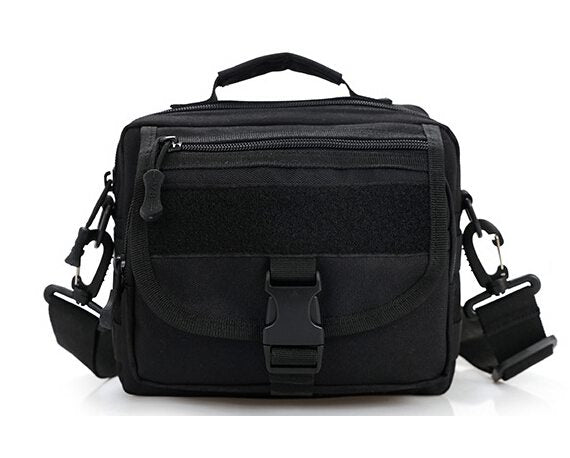 Military Men Messenger Bag Small Crossbody Shoulder Bag
