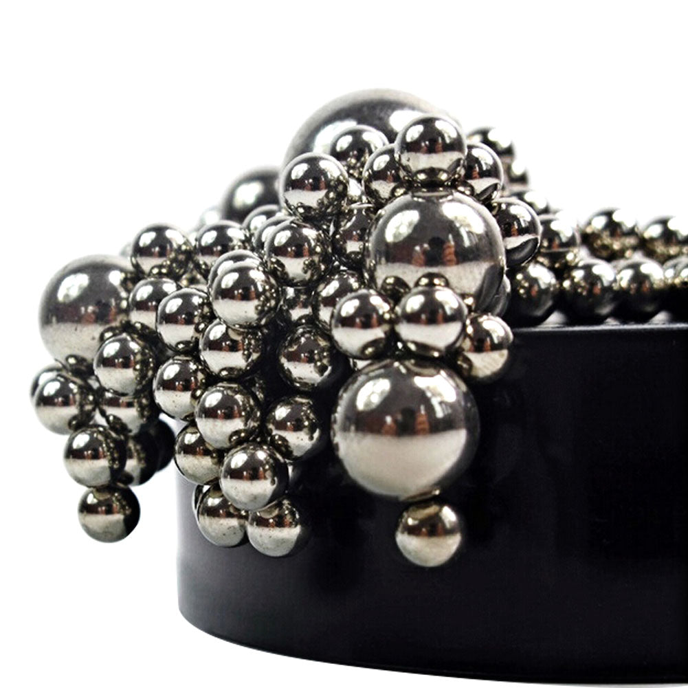 Magnetic Carvin Ball Vent Stress Relief - Fidget Magnets