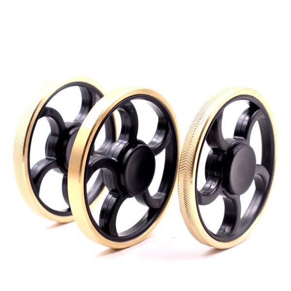 Spinner - Five Leaf Wheel Gyro