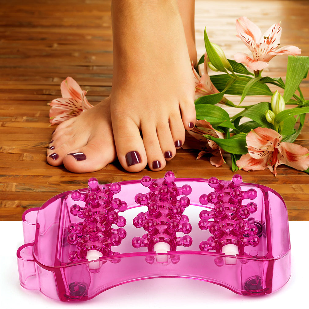 Foot Massager - Universal Portable Plastic