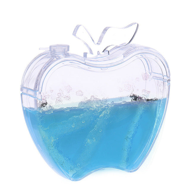 High Quality Apple Shape Ant Home Farm Ecological