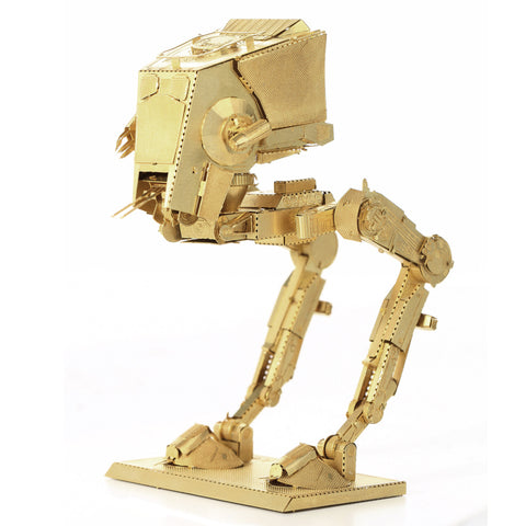 3D Metal Puzzles Jigsaw Star wars ATST