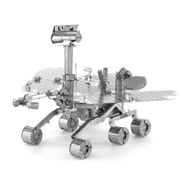 3D Metal Puzzles model Jigsaw Star Wars Mars rover