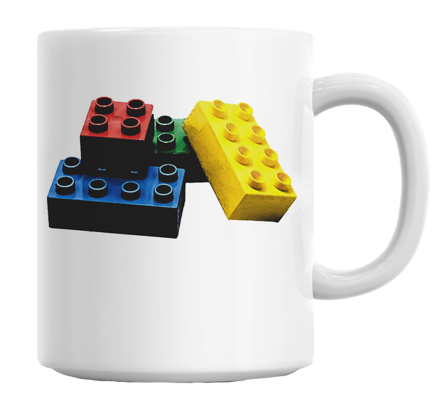 Toy Blocks Mug