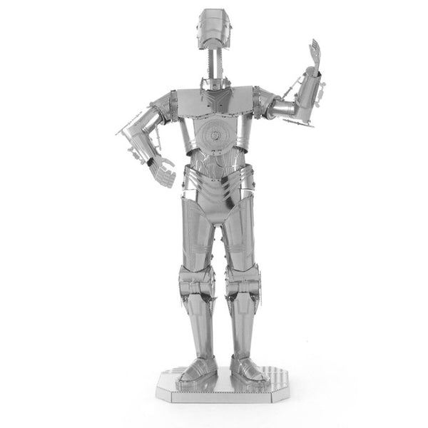 3D Metal Puzzles model Jigsaw Star wars B1 Battle droid