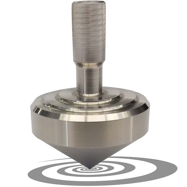 New Longest Precision Stainless Steel Spinning Top  With the Classic Fidget Hand Spinners