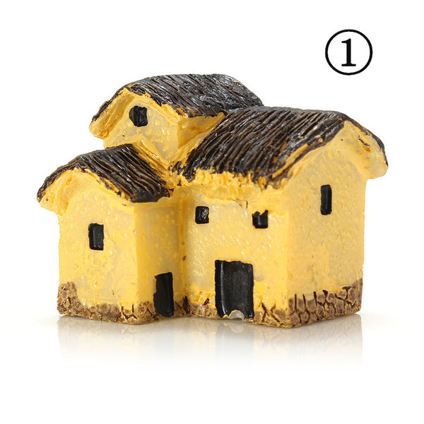 Mini Fairy Garden Dollhouse Figurine
