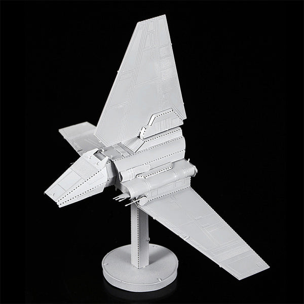 3D Metal Puzzles Jigsaw Star Wars Imperial Shuttle
