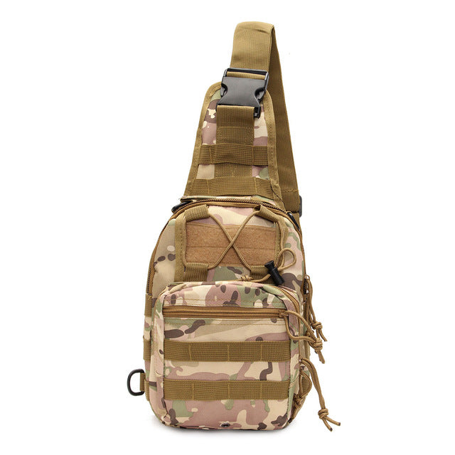 Outdoor Sport Bag Military Tactical Backpack