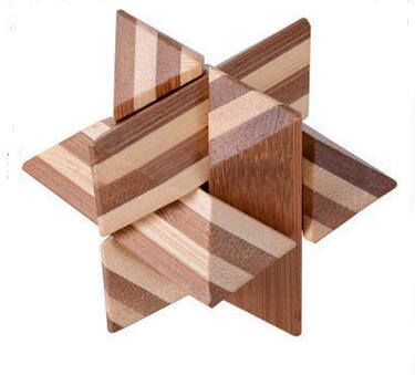 Bamboo Star Puzzle